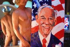 Pricasso peint des personnalités
