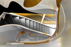 Escalier - Sexshop design