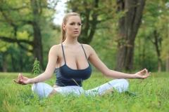 Méditation - Photos drôles