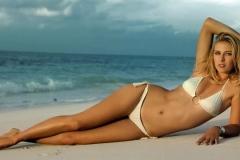 Maria Sharapova en maillot de bain
