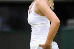 Maria Sharapova, tenniswomen