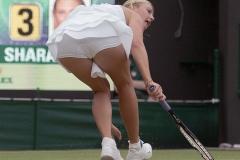Maria Sharapova sexy sur le court