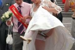 Culotte de la mariée - Humour sexy