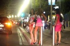 Photos prostituées sur les boulevards