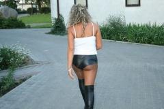 Femme en collants sexy - Photos prostituées