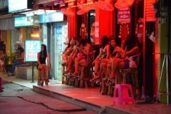 Bar thaïande - Photos prostituées