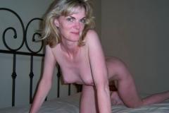 Femme nue - Mature salope
