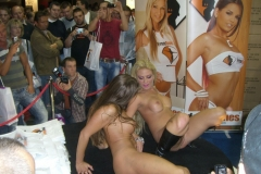 Blonde porno - Salon Venus Berlin 2018