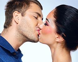 Embrasser une fille ?