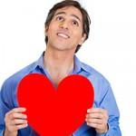 Homme amoureux