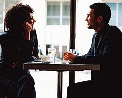 Conversation avec un homme
