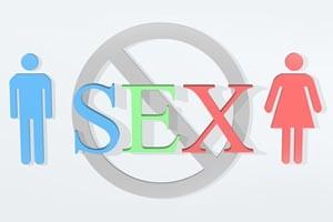 Homme et femme asexué(e)
