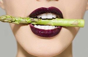 Asperges - aliment aphrodisiaque